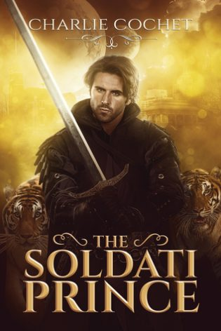 ARC Review: The Soldati Prince by Charlie Cochet