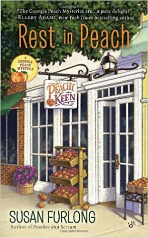 Review: Rest in Peach by Susan Furlong
