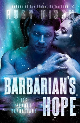 Review: Barbarian's Hope by Ruby Dixon