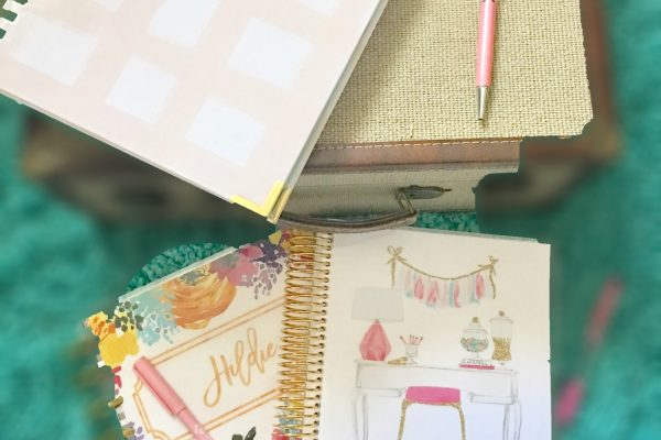 Authors Share Their Planner Love