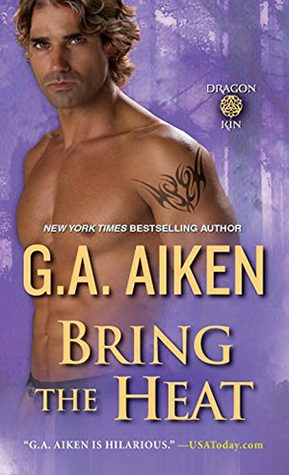 ARC Review: Bring the Heat by G.A. Aiken