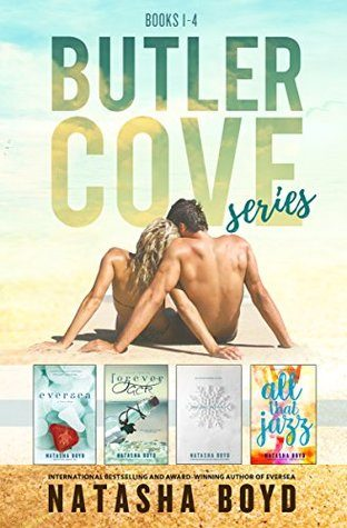 The Butler Cove Series (1-4) by Natasha Boyd