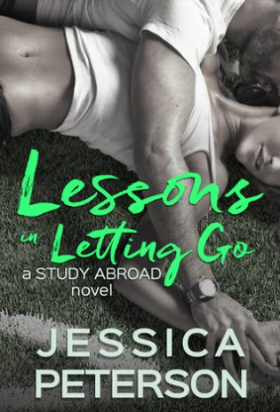 Lessons in Letting Go by Jessica Peterson