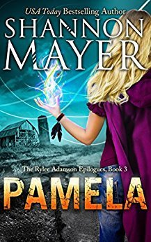 Pamela by Shannon Mayer