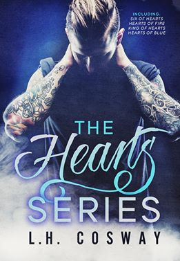 The Hearts Series by L.H. Cosway