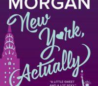 ARC Review: New York, Actually by Sarah Morgan