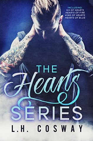 The Hearts Series 1-4 by LH Cosway