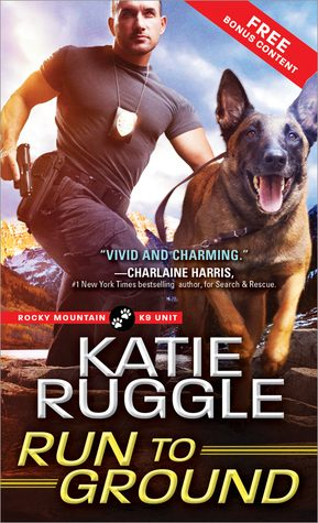 ROMANCEOPOLY Review: Run to Ground by Katie Ruggle