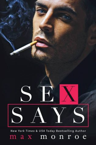 Sex Says by Max Monroe