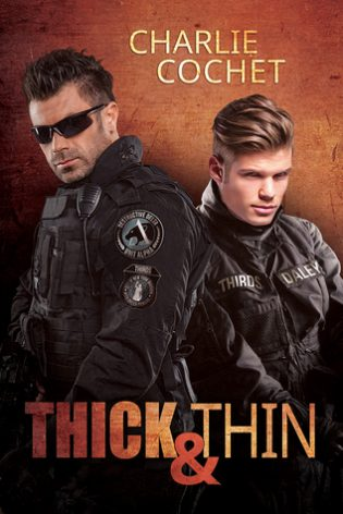 ARC Review: Thick & Thin by Charlie Cochet