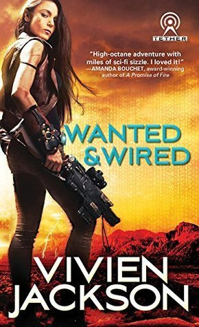ARC Review: Wanted and Wired by Vivien Jackson