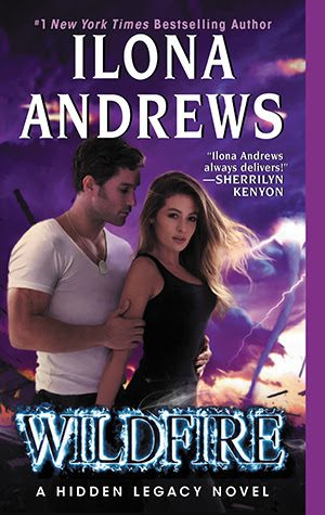 Interview and Giveaway with Ilona Andrews