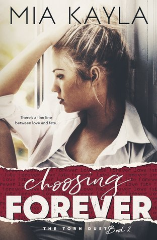 Choosing Forever by Mia Kayla