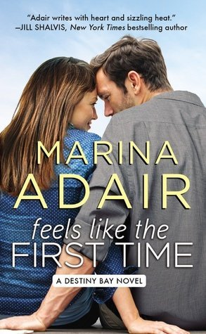 ARC Review: Feels Like the First Time by Marina Adair