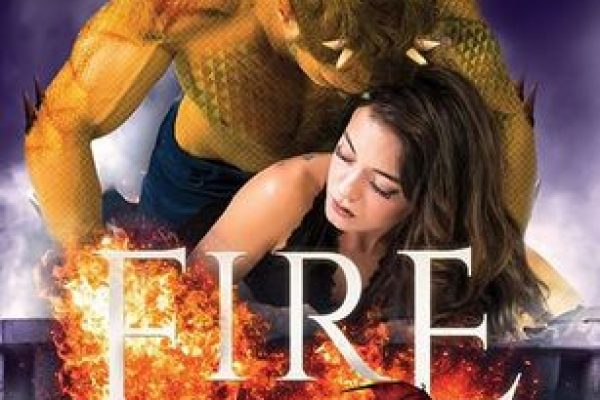 Review: Fire in his Kiss by Ruby Dixon