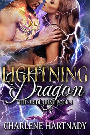 Lightning Dragon by Charlene Hartnady