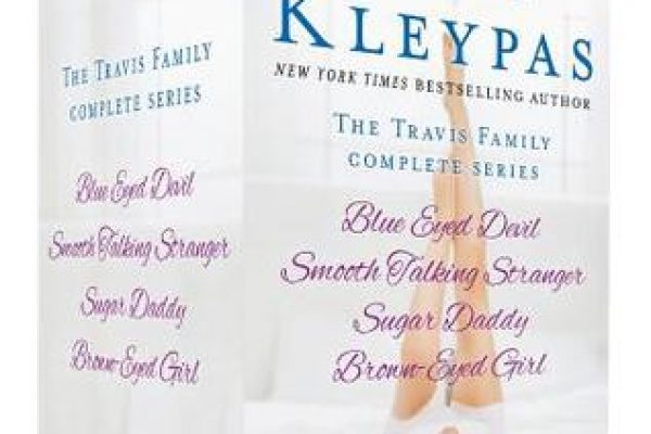 The Travis Family, The Complete Series by Lisa Kleypas
