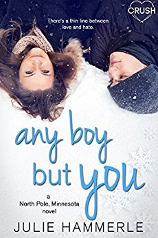 Any Boy but You by Julie Hammerle