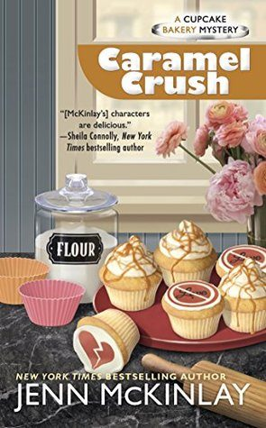 ARC Review: Caramel Crush by Jenn McKinlay
