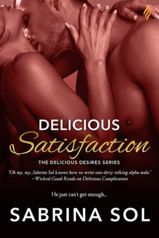 Delicious Satisfaction by Sabrina Sol