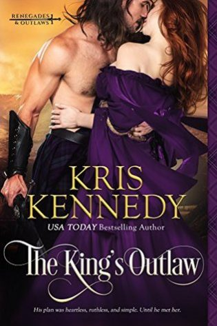 The King's Outlaw by Kris Kennedy
