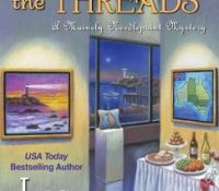 ARC Review: Tightening the Threads by Lea Wait