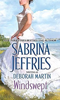 Windswept by Sabrina Jeffries