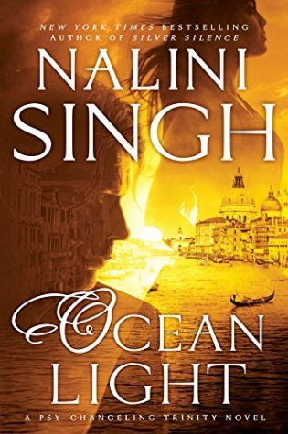 ARC Review: Ocean Light by Nalini Singh