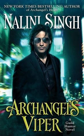 ARC Review: Archangel's Viper by Nalini Singh