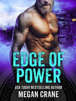 Edge of Power by Megan Crane