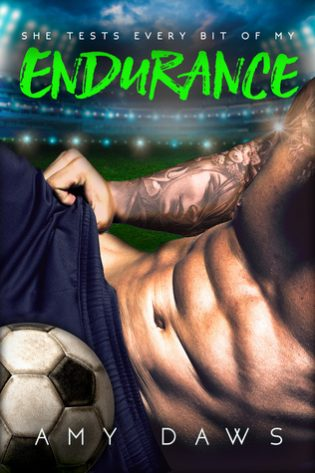 Endurance by Amy Daws