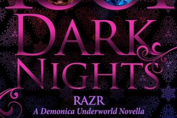ARC Review: Razr by Larissa Ione