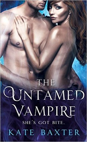ARC Review: The Untamed Vampire by Kate Baxter