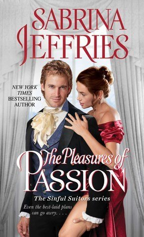 ARC Review: The Pleasures of Passion by Sabrina Jeffries