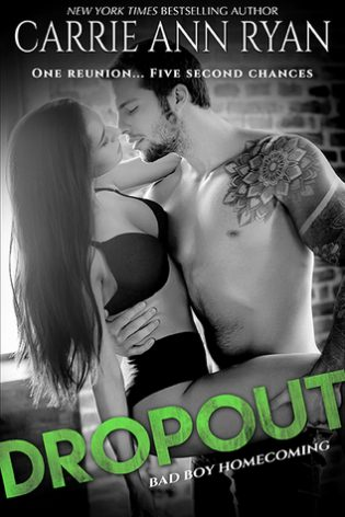 Dropout by Carrie Ann Ryan