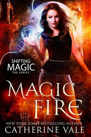 Magic Fire by Catherine Vale