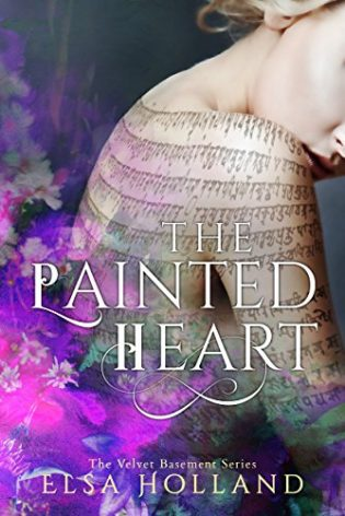 The Painted Heart by Elsa Holland