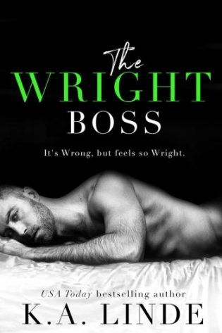 The Wright Boss by K.A. Linde