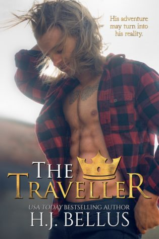 The Traveller by H.J. Bellus
