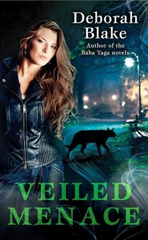 ARC Review: Veiled Menace by Deborah Blake