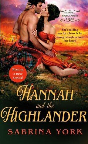 Review: Hannah and the Highlander by Sabrina York