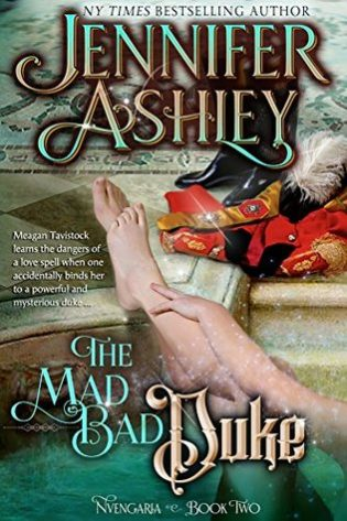 Review: The Mad, Bad Duke by Jennifer Ashley