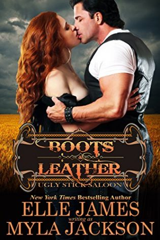 Boots & Leather by Myla Jackson