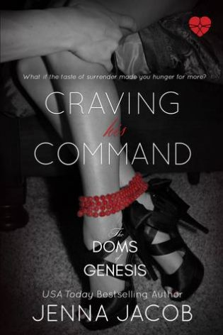 Craving His Command by Jenna Jacob