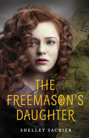 ARC Review: The Freemason's Daughter by Shelley Sackier