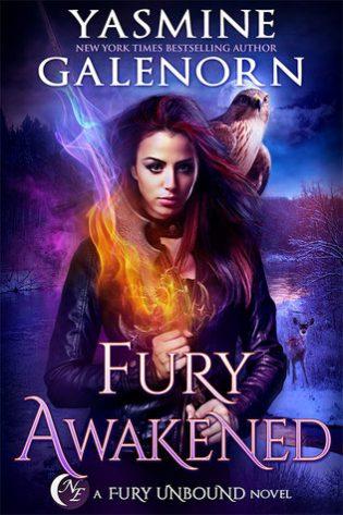 Fury Awakened by Yasmine Galenorn