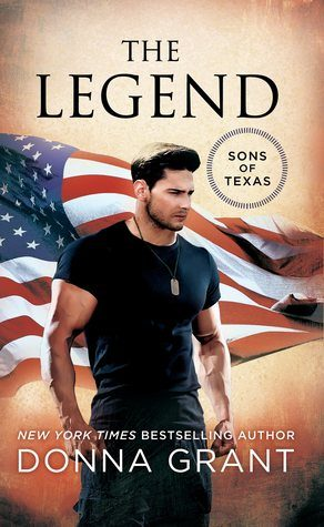 The Legend by Donna Grant