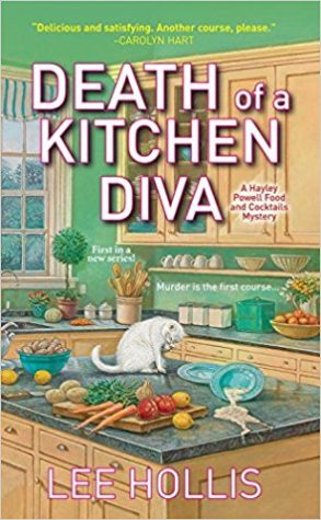 Review: Death of a Kitchen Diva by Lee Hollis