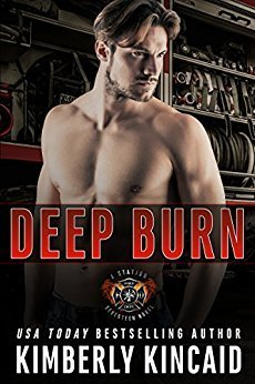 Deep Burn by Kimberly Kincaid
