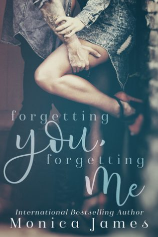 Forgetting You, Forgetting Me by Monica James
